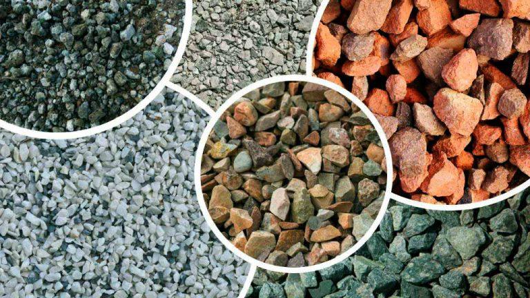 Щебень для бетона купить в Брянске